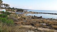Пляж в Протарасе