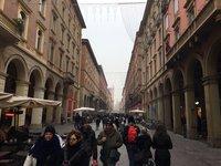 Прогулка по декабрьской Болонье