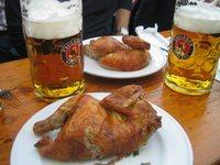 Пивным фестивалем манит Мюнхен в марте