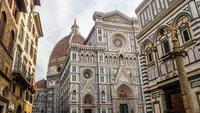Флоренция: собор Piazza del Duomo