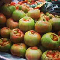 Знаменитые зеленые помидоры