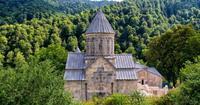 Армения, Дилижан — монастырь Агарцин