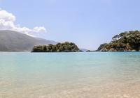 Пляж «Голубая лагуна» в Фетхие