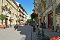 Будапешт: прогулка по главной торговой улице