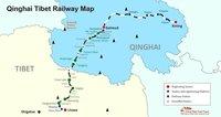 Трудности самой высокой железной дороги