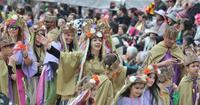 Масленичный карнавал