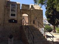В замке Лимассол