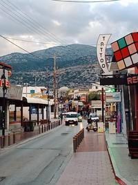 Малия, Крит, сентябрь