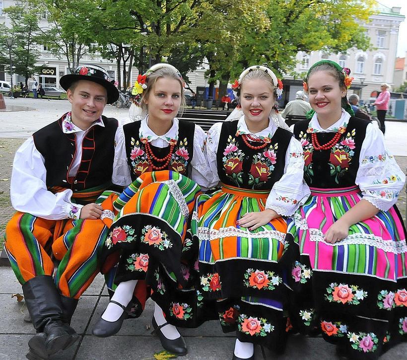 время народ литовцы картинки как женщина вроде