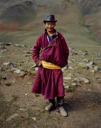 Фотограф провел 17 лет, снимая жизнь в Монголии, и создал гениальные работы