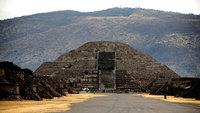 Под пирамидой Луны нашли секретный туннель, имитировавший путешествие в загробный мир