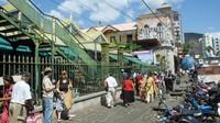 Маврикий: по дороге на Центральный рынок в Порт-Луи