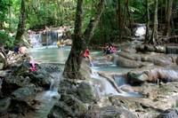 Таиланд: прогулка по территории парка Эраван