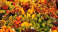 Вот так аппетитно выглядят рыночные прилавки в Аликанте!