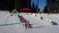 Горнолыжный курорт Oslo ski center