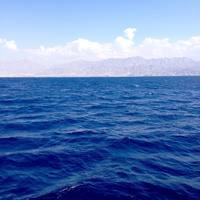 Красное море в Эйлате, Израиль