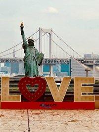 Нью-Йорк в Токио, район Одайбо