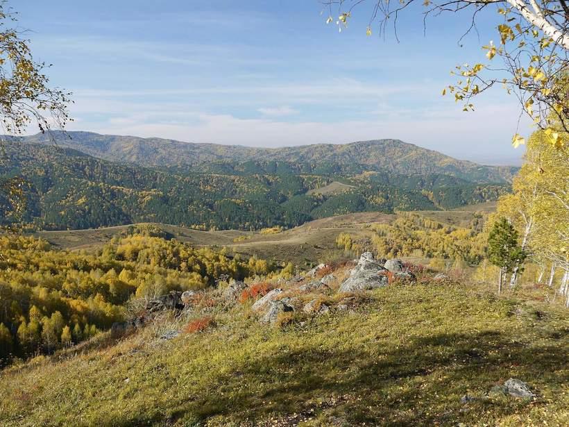 белокуриха алтайский край фото осень поезд начал