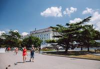 Севастополь: по дороге к набережной