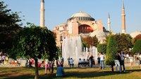 Стамбул: район Султанахмед, Айя-София