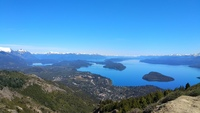 Вид с горы Отто