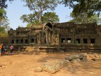 Ангкор, Камбоджа (февраль)