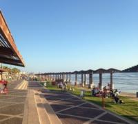 Пляж Dado в Хайфе