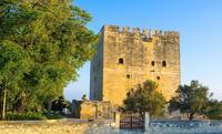 Лимассол: мой активный отдых (крепость Колосси)