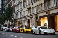 Лондон: знакомство с центральными улицами столицы