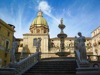 Палермо: знакомство с городскими красотами