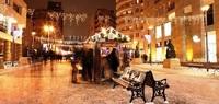 В декабре Ереван превращается в сказочное место