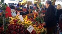 Изобилие на фруктовых рынках Анталии