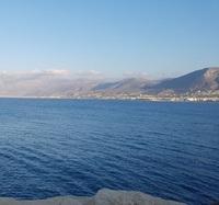 Море Греции в июле