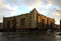 Улицы Белграда после очередного дождя