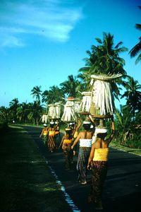 Ретрофото Бали: как жили люди на райском острове в начале 50-х годов прошлого века