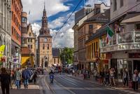 Осло: прогулка по улицам города