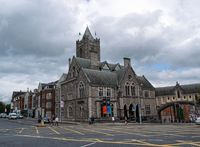 Столица государства - Дублин