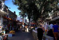 Бодрум: прогулка по торговой улочке