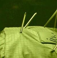 Вечная ткань: создан материал, который восстанавливается после проколов и разрезов