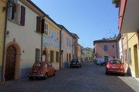 Апрельская прогулка по Борго, Римини