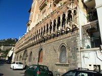 Январь в Салерно