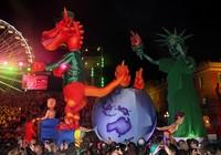 Карнавал в Ницце один из самых грандиозных карнавалов Европы