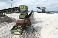 Откуда в Германии огромная гора поваренной соли, и почему она никому не нужна