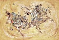 Спортивный плагиат: у кого англичане украли идею игры в конное поло