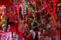Как китайский Новый год шагает по планете, и почему его называют лунным