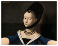 Герои самых культовых классических полотен делают селфи
