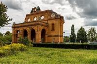 Развалины посреди Берлина: как железнодорожный вокзал превратился в городской парк