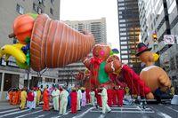 Чикагский парад ко Дню Благодарения, Чикаго
