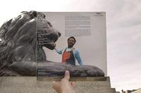 Фотограф находит места, снятые для обложек винтажных виниловых пластинок