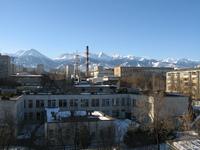 Погода весной в Алматы